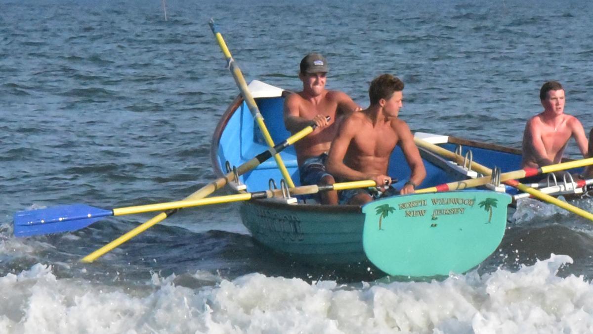 David J. Kerr Jr. Memorial lifeguard races
