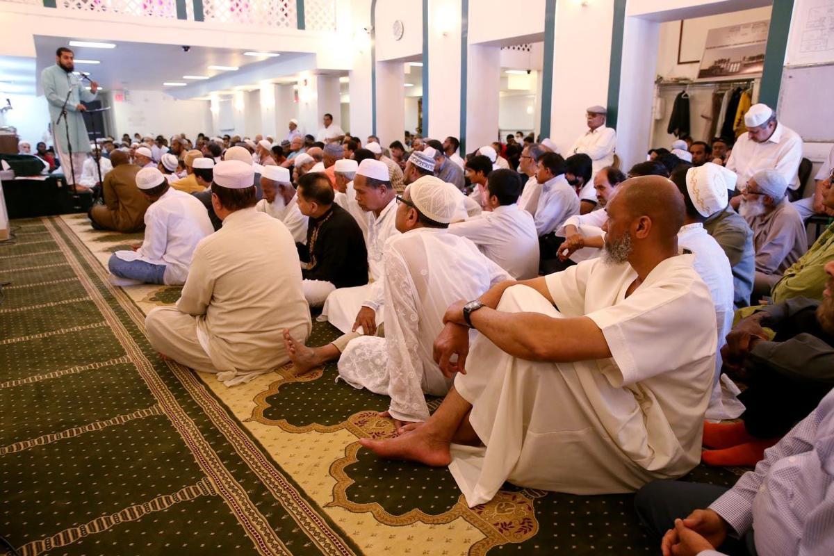 Atlantic city masjid