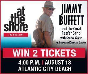 At The Shore Jimmy Buffett