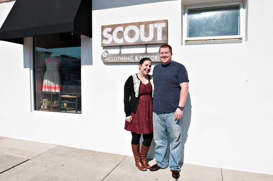 Owner of Scout Clothing and Decor puts more stock in Margate location