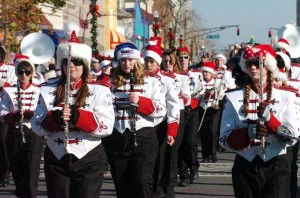 A holiday parade, ballet and a performance by Babyface highlight events At The Shore Today