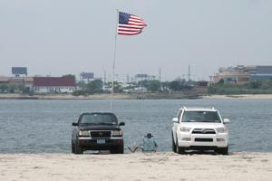 Brigantine may make veterans' free 4x4 beach access permanent