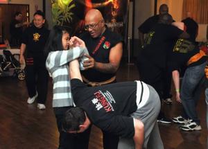 Three grandmasters show, teach their martial arts chops in EHC