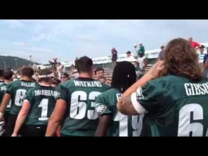 Eagles thank fans on last day of camp