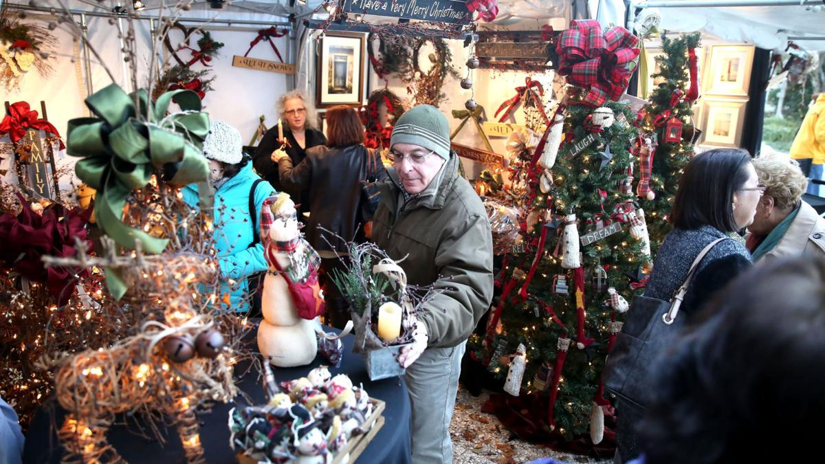 Christmas at Tuckerton Seaport Museum