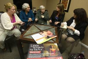 Protecting young victimsLocal group works  to end human trafficking of children