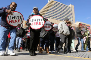 Revel casino workers seek meeting to advance union efforts