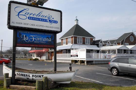 LaFontana Bistro at Caroline's by the Bay worth checking out