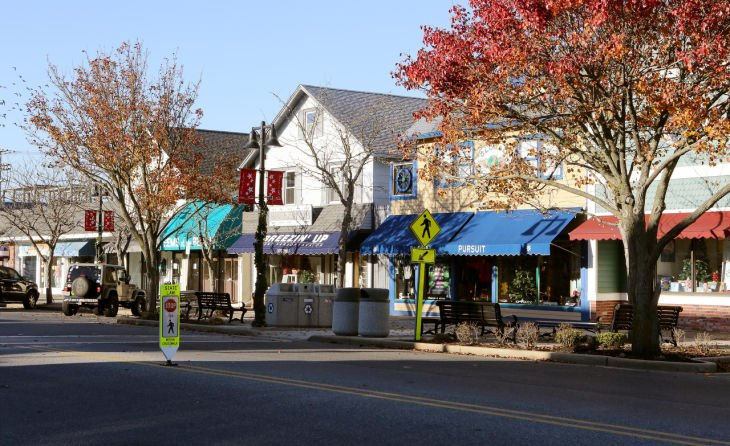 Main Street New Jersey: Stone Harbor district changes with ...