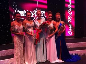 Miss New Jersey top 5