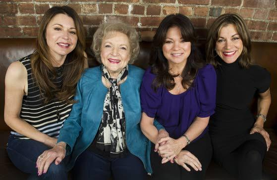 Chatting with comedy quartet  of TV Land's 'Hot in Cleveland'