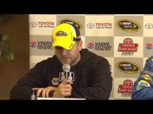 Crew chief Chad Johnston talks about Martin Truex Jr.'s win