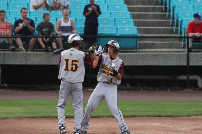ATLANTIC SHORE BASEBALL FINAL