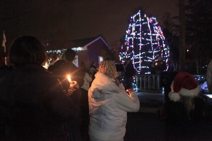Linwood Tree Lighting