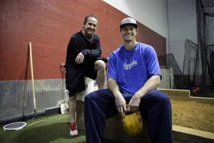 Phillies' BP pitcher also hitting guru for kids and pros