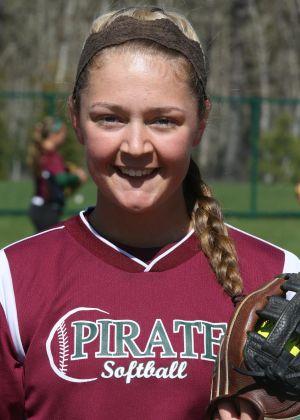 Softball MVP: Cheyenne Meyer, Cedar Creek