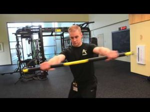 Your Workout: TRX Rip Trainer — straight arm twists