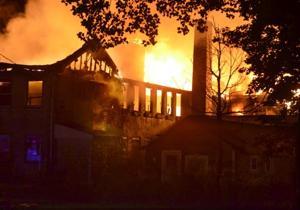 Hammonton fire