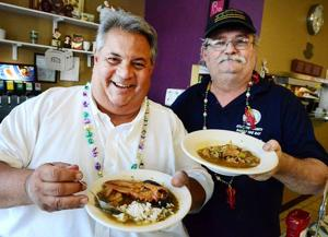 New Orleans in Somers PointAt The Shore Gumbo fest offers Cajun music, food