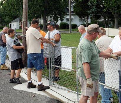 All-male order preserves Hammonton's heritage