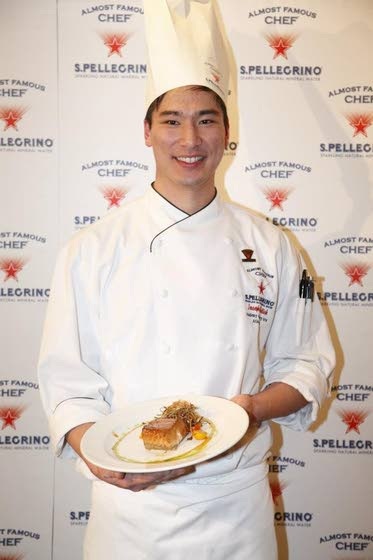 Margate man represents Atlantic Cape's ACA at cooking competition in NYC