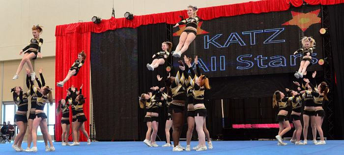a15 cheer championship