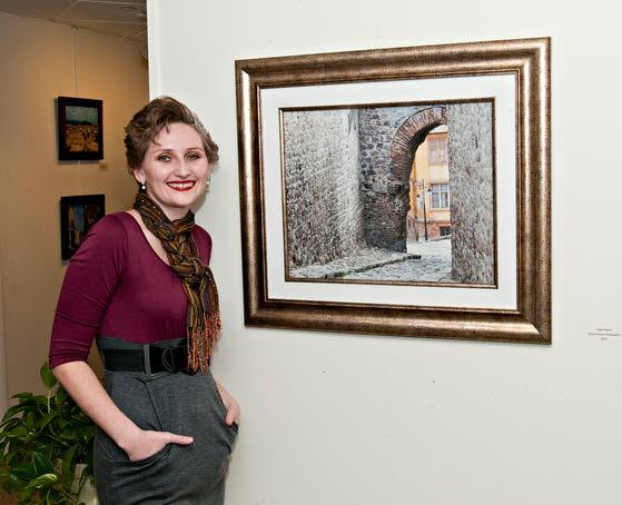 Villas woman's photography exhibit in Ocean City shows old, new Bulgaria