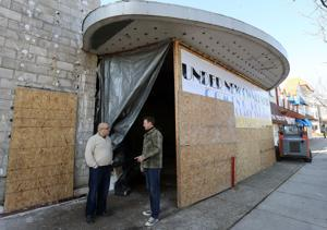 Old theater getting new life in Stone Harbor