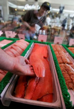 Health briefs: Genetically engineered salmon, disease making a comeback and predicting childhood obesity