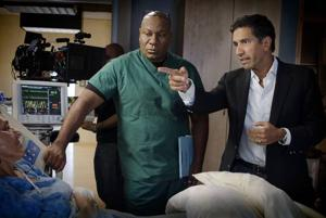 Dr. Sanjay Gupta is adding fiction to his workload