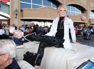Miss America Parade: Miss America parade - Dale Gerhard