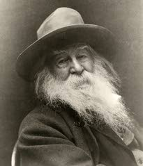 Walt Whitman's poetry speaks in America's voice