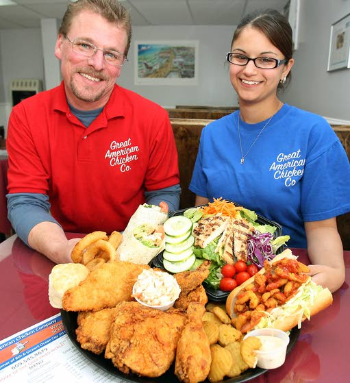 A Healthier Fried ChickenOcean City restaurant puts taste and family first