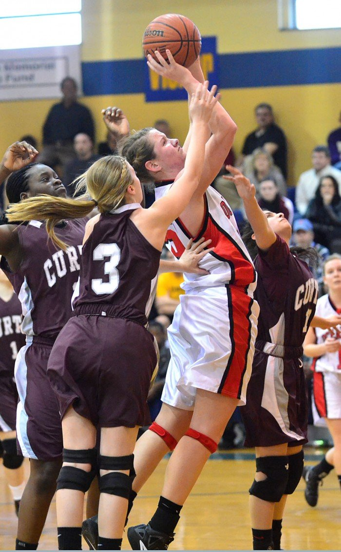 ocean city girls basketball