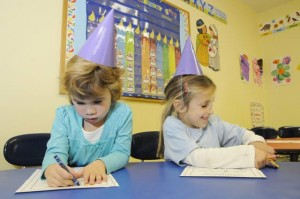 Linwood Nursery School celebrates 40th birthday, thanks to parents