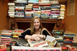 Teen selling books to help other grieving kids, families