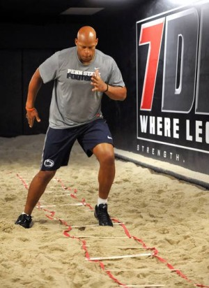 Nothing restful about offseason for NFL hopeful Jack Crawford