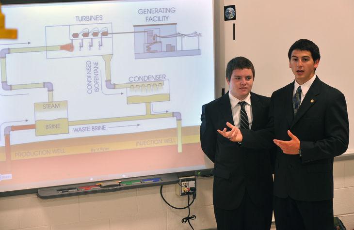 ACIT technology contests