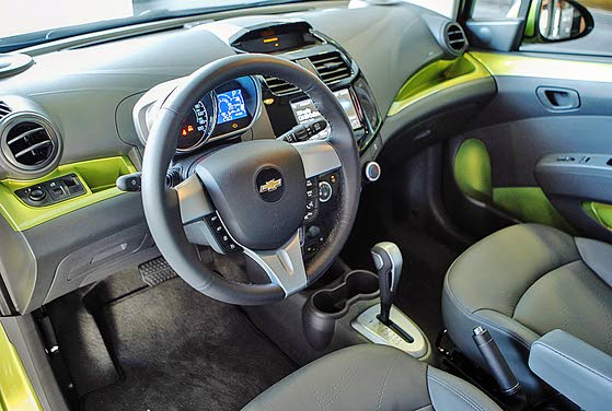 2013 Chevy Spark Ignites the Micro-Car Market