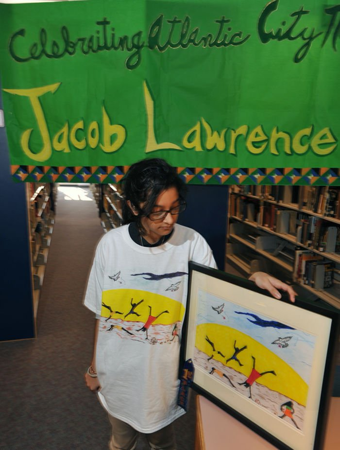 JACOB LAWRENCE DAY