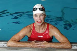 Ventnor's Cecilia McClosky smashing national swim records at 66