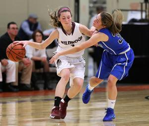 Freshman Sanderlin gives Wildwood Catholic boost