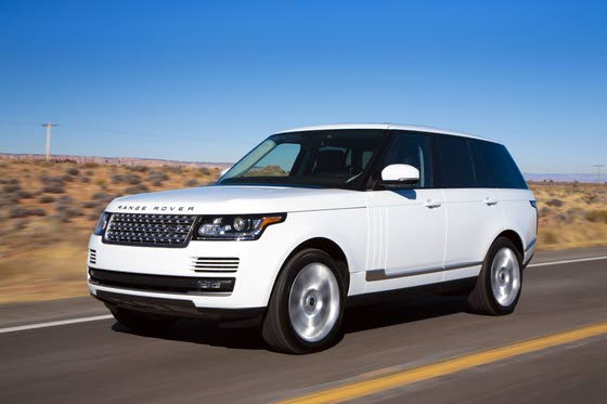 World Icon Luxury SUV: Range Rover Heaps It On