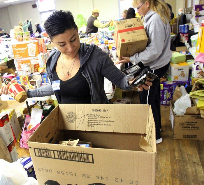 Firehouse Donations 2