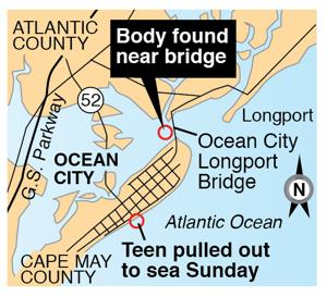 Body found of teen