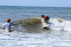Hurley Surfing Contest