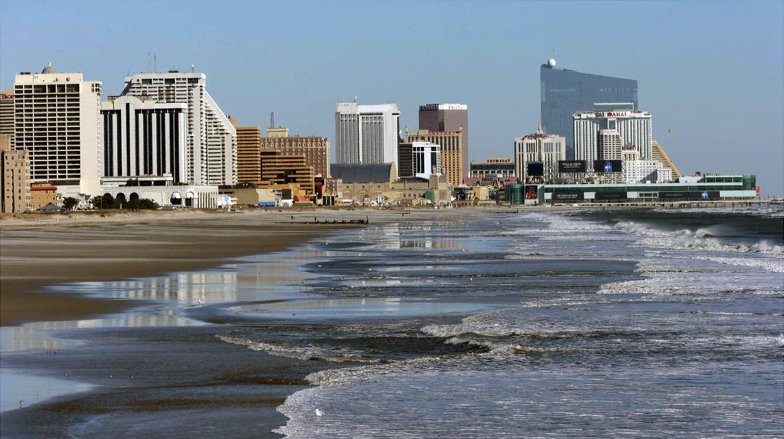 Atlantic City's spending has climbed steadily since 1976 - Press of Atlantic City: A.C. Impact: Life After Casino Closings