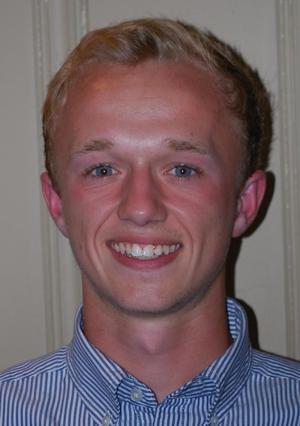 Boys cross country MVP: Joseph Dougherty, Hammonton
