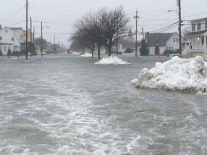 flooding north wildwood