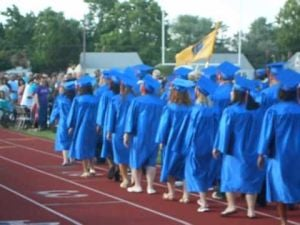 Millville High School Graduation